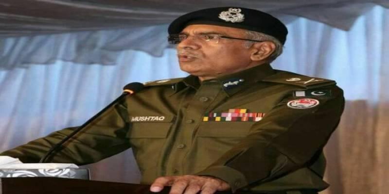 IG Punjab Mushtaq Sukhera retires today