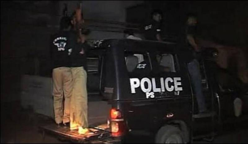 Five terror suspects arrested amid combing operation in Lahore