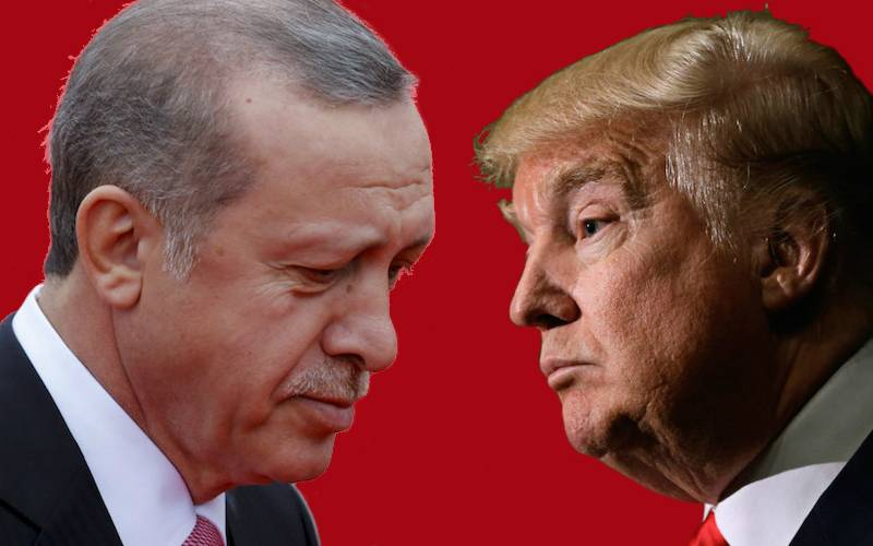 Erdogan to meet Trump ahead of Nato summit in May