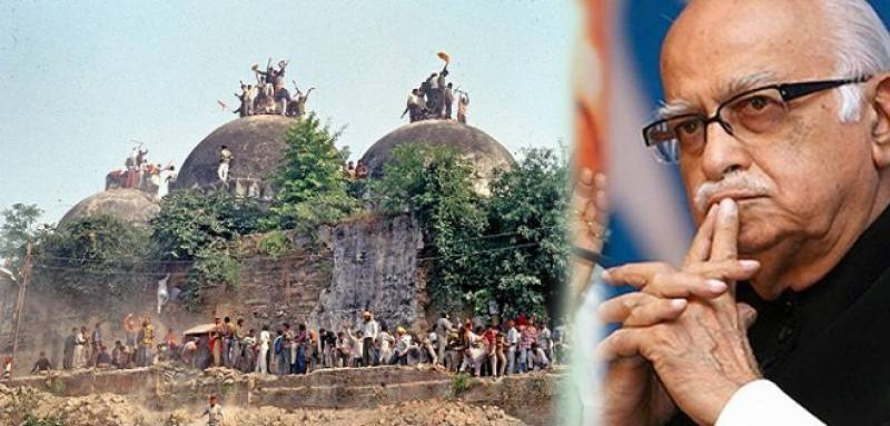 Indian Supreme Court orders BJP bigwigs including LK Advani to face trial in Babri Mosque demolition case