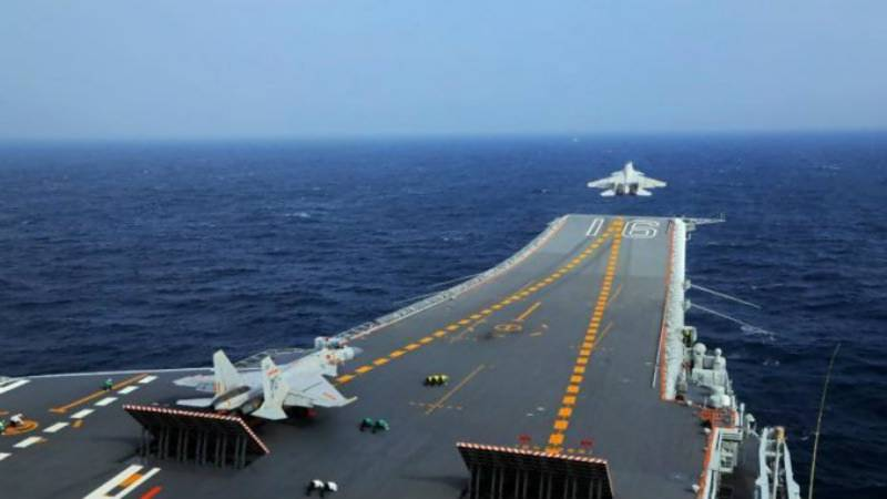 China launches first homemade aircraft carrier amid North Korean crisis