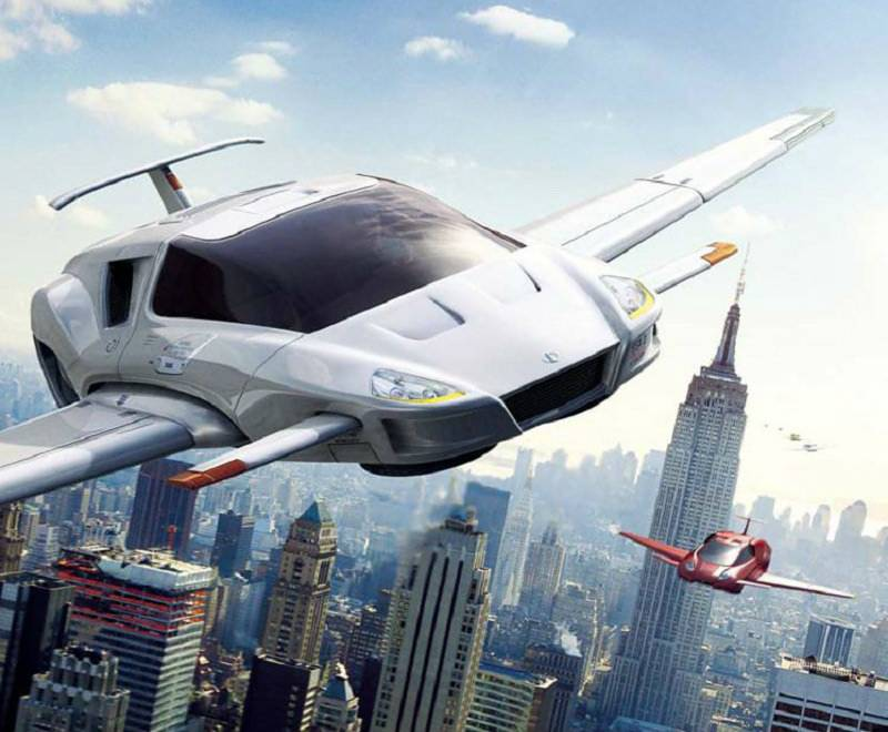 'Flight of Fantasy': Uber to introduce electric flying taxi network by 2020