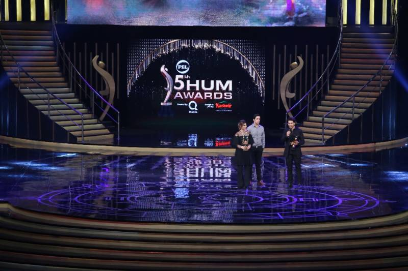 Here's is the winners list of '5th HUM Awards 2017'