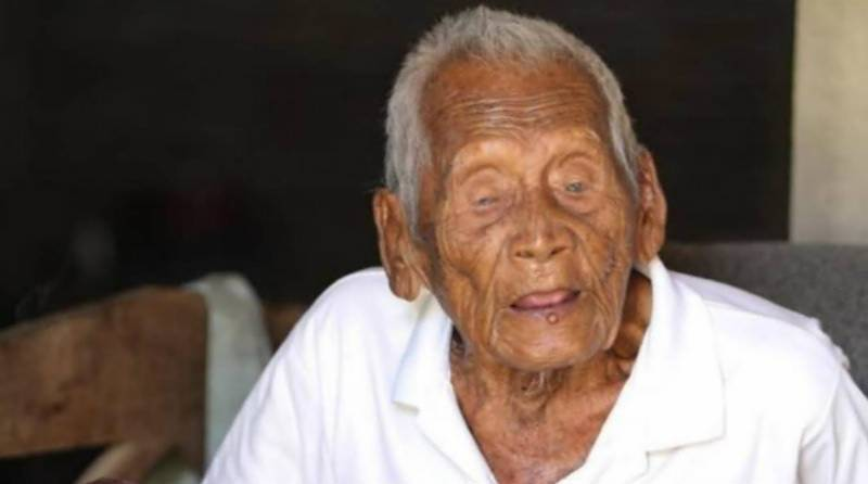 'Oldest human' dies in Indonesia at 146