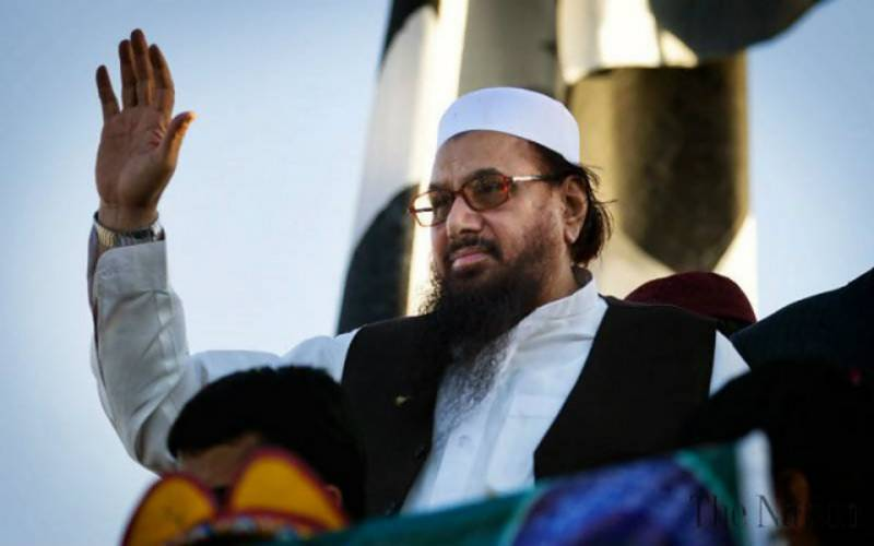 Punjab extends Hafiz Saeed's house arrest for three more months