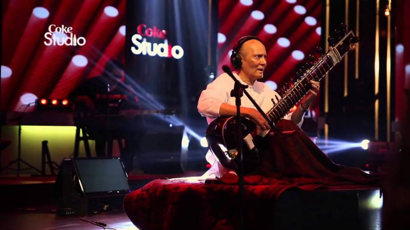 Sitar maestro Ustad Raees Khan passes away in Karachi