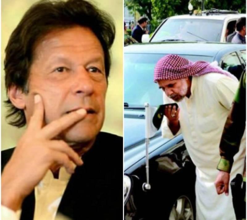 Imran Khan can be next prime minister, a spiritual adviser tells formula