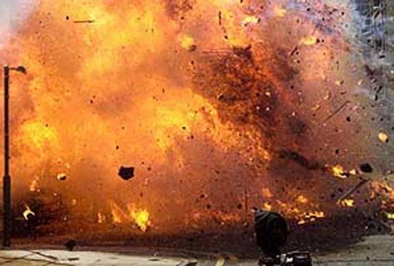 Three troops injured in bomb blast near CTD vehicle in Peshawar