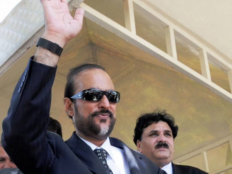 Former law minister Babar Awan's nephew goes missing
