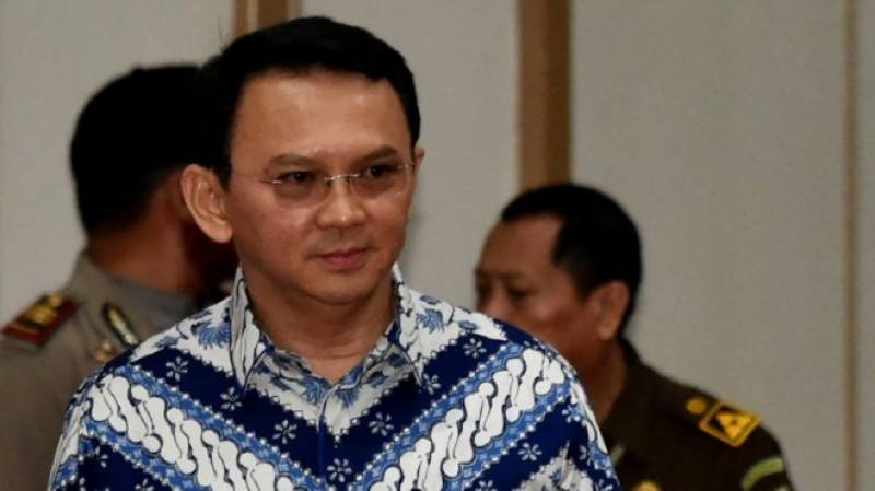 Jakarta's governor sentenced to two years jail for insulting Islam
