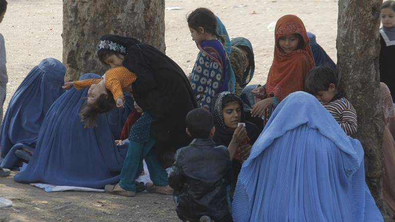 Ongoing conflict in Afghanistan displaced 88,481 people in 2017, says UN