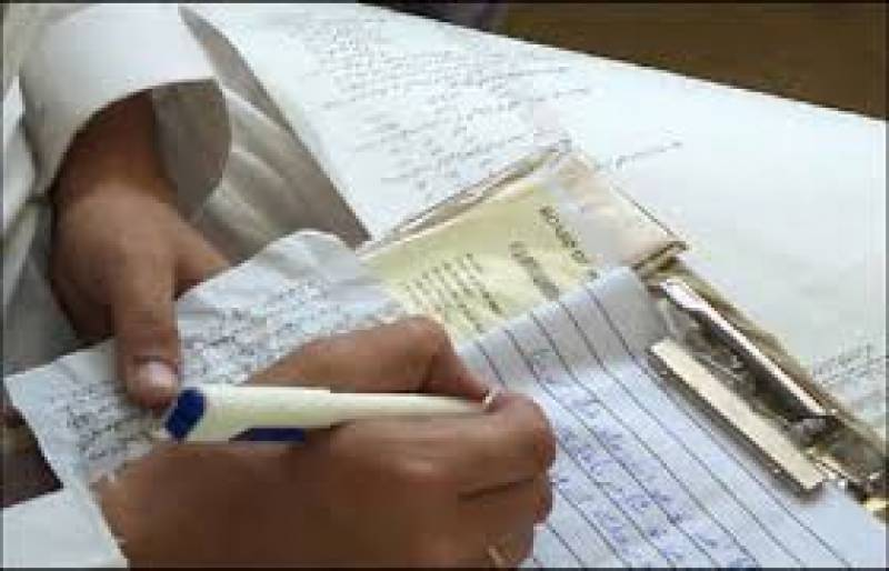 Section 144 imposed at exam centres to prevent cheating in Karachi