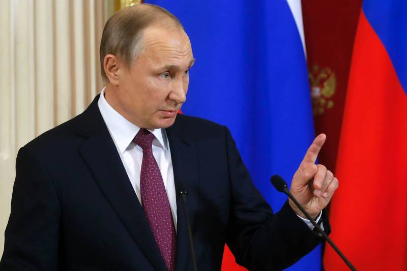 WW2 started due to disunity of world's leading countries, says Putin