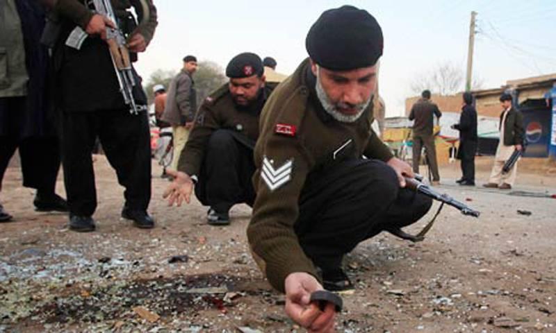 Two FC troops injured in roadside bomb blast in Quetta