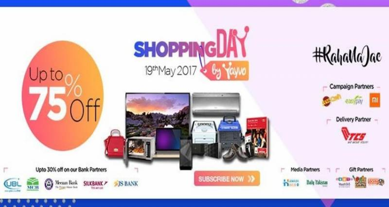 Great News for Shoppers! Pakistan Gets its Own Online Shopping Event!