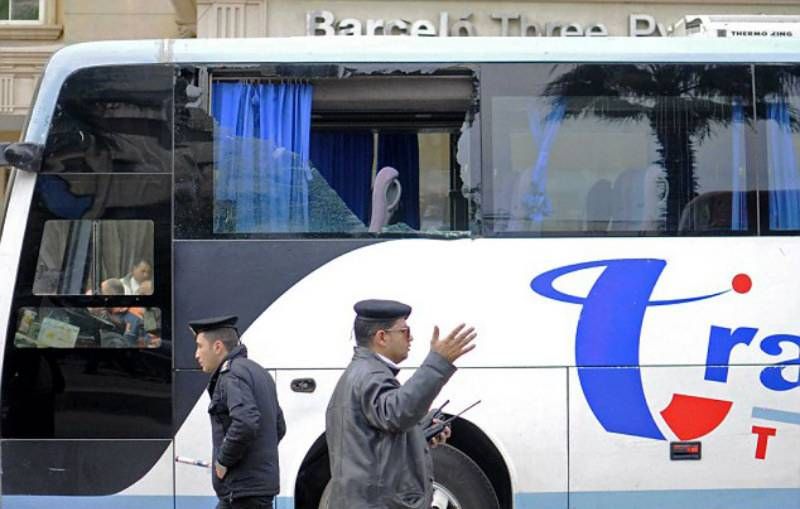 At least 35 Coptic Christians killed, 25 injured in Egypt bus attack