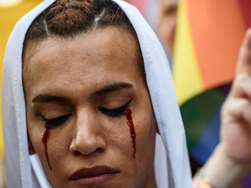 Even if you are uncomfortable, try to empathise with gay and transgender people