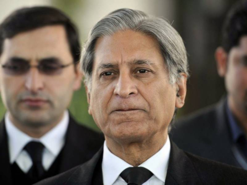 Aitzaz Ahsan sees Nehal Hashmi as Governor Sindh after two years