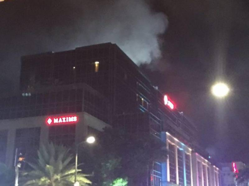 At least 25 wounded in apparent ISIS attack on Resorts World Manila