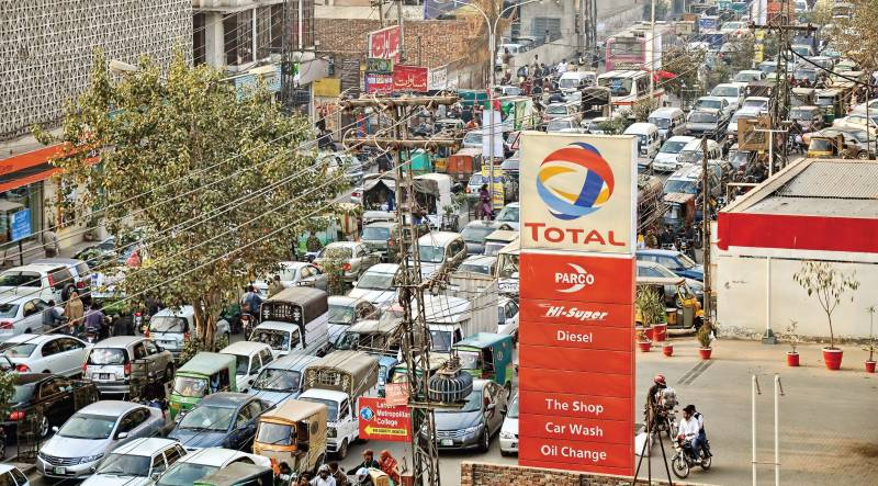 How 'Traffic Behaviour' in Pakistan symbolises a deep-rooted FAILURE of the government