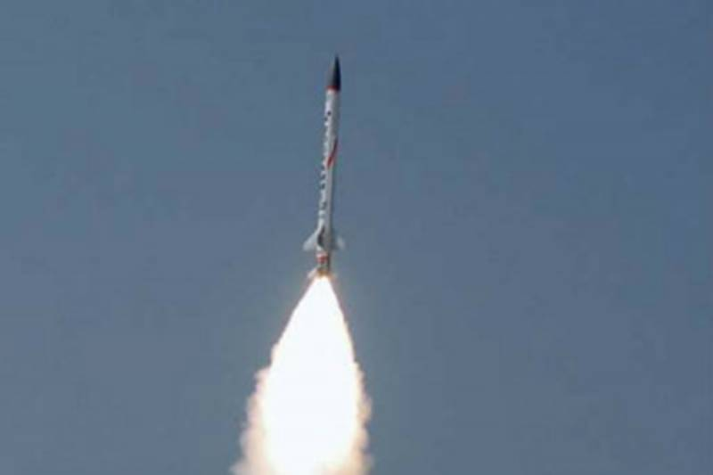 India test-fires nuclear-capable missile Prithvi-II