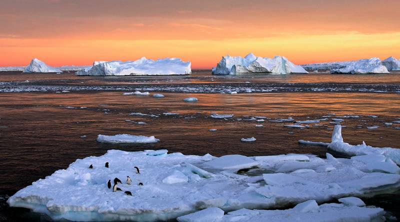 Massive crack in the Antarctic to create one of the largest icebergs ever recorded