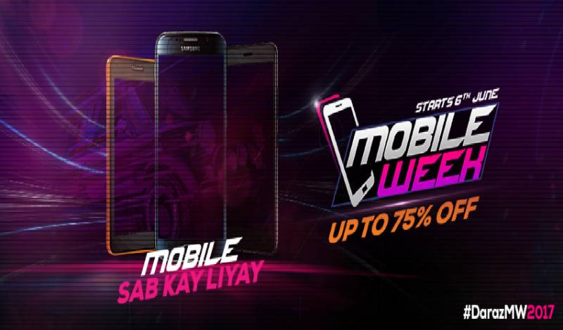 Return of Daraz Mobile Week: An exciting episode of mobile phone deals starts June 6