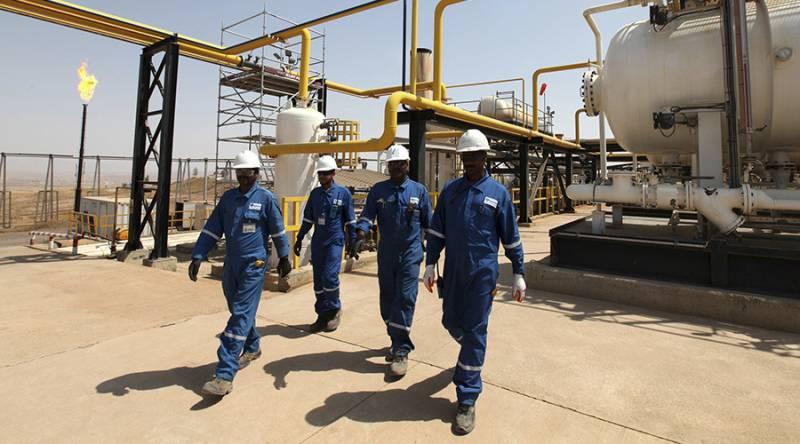 Rosneft gets access to vast oil transportation system in Iraqi Kurdistan