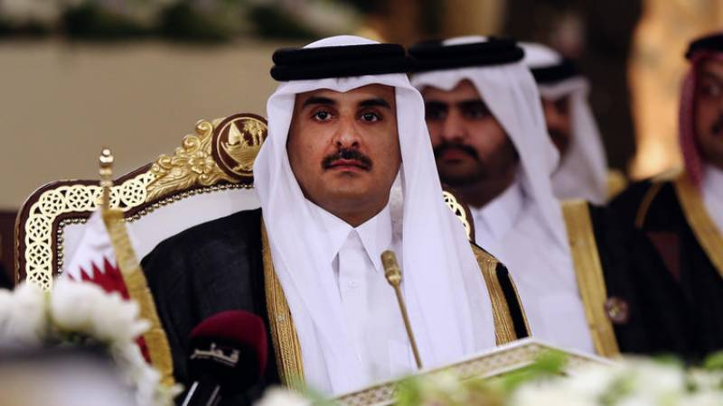 Five Arab countries cut diplomatic ties with Qatar over allegedly