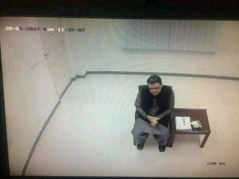 Hussain Nawaz's 'leaked' photo not our responsibility: Interior Ministry