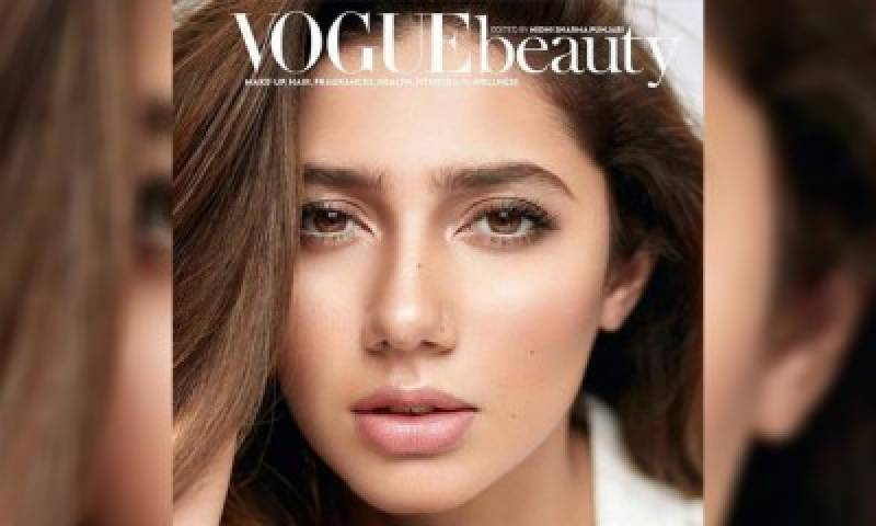 Mahira Khan will take your breath away as she STUNS on the Cover of Vogue India!