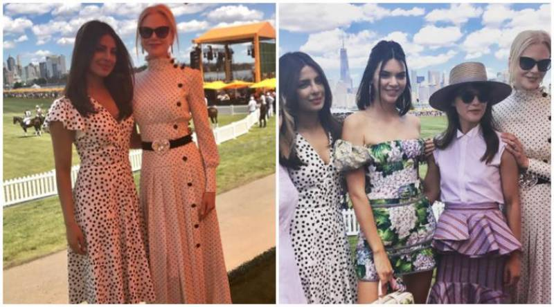 Priyanka Chopra spends her 'perfect New York afternoon' with Kendall Jenner and Nicole Kidman!