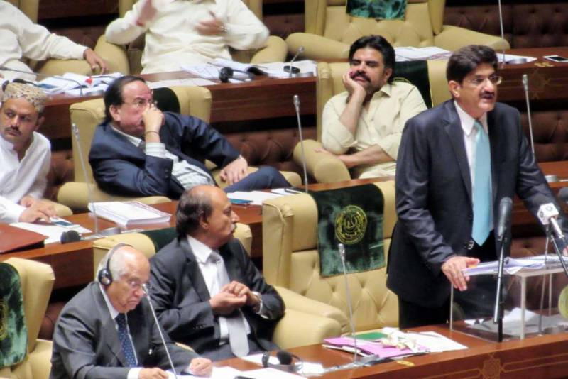 Sindh to unveil 'election year' budget 2017-18 today