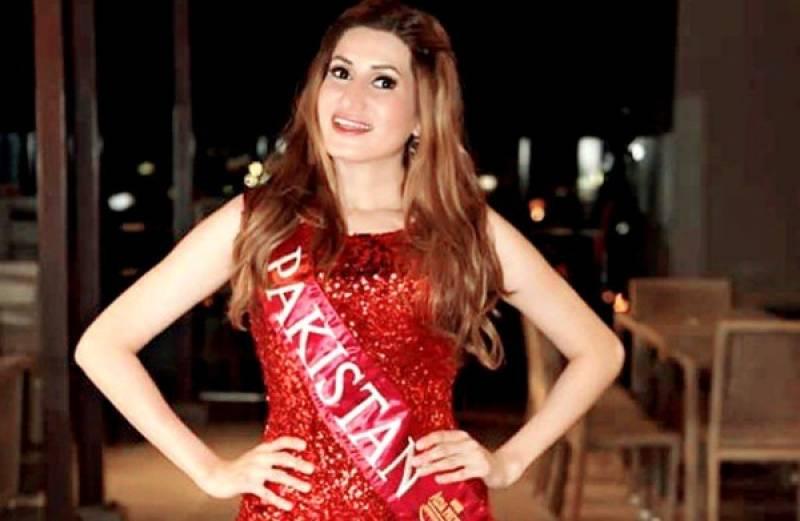 Is Pakistani model Diya Ali the NEXT Miss World?