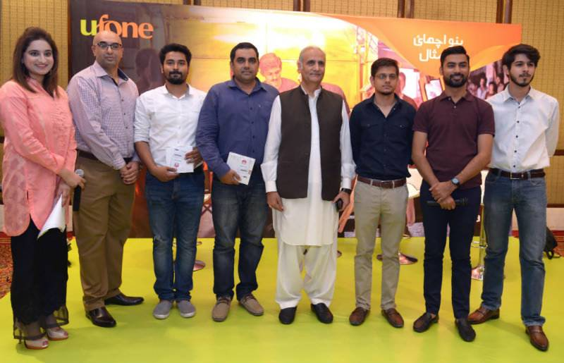 Ufone powers Rizq to fight hunger and reduce food wastage