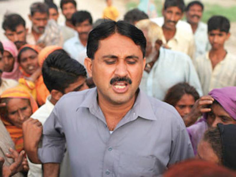 Jamshed Dasti arrested for 'interfering in official work'