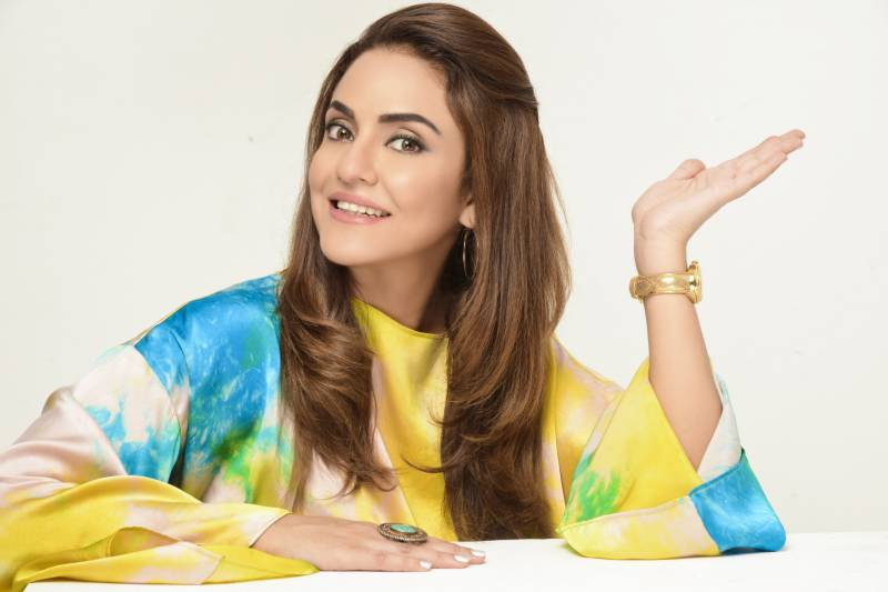 Nadia Khan is BACK in the limelight after 17 Years!