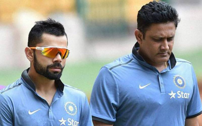 Anil Kumble steps down as Team India fly off to Barbados