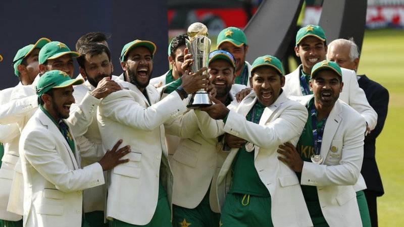 Champions Trophy: PM Nawaz announces Rs10m for each Pakistan's winning squad member