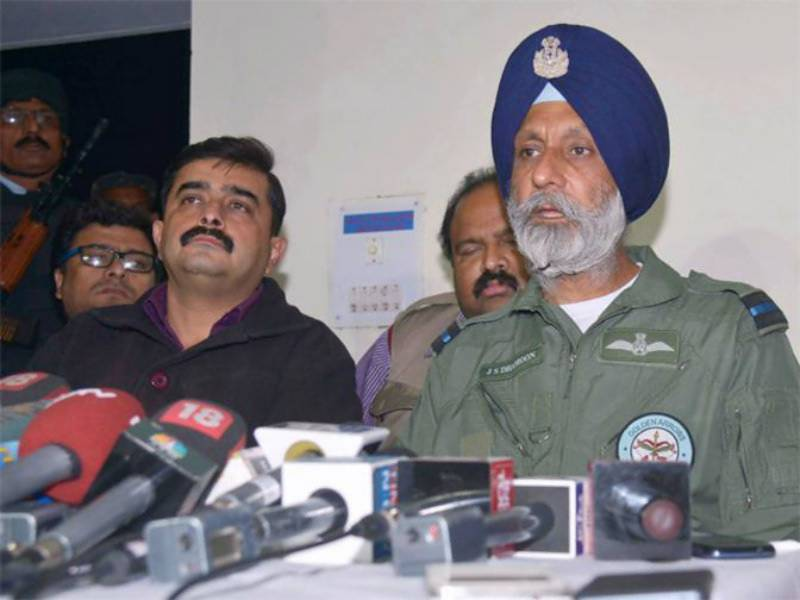 'Incompetent' Indian airbase commander sacked over 2016 Pathankot attack