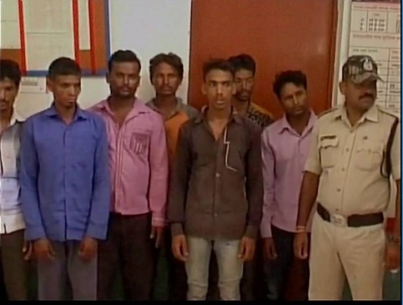 Indian police arrest 15 citizens for celebrating Pakistan's victory in Champions Trophy
