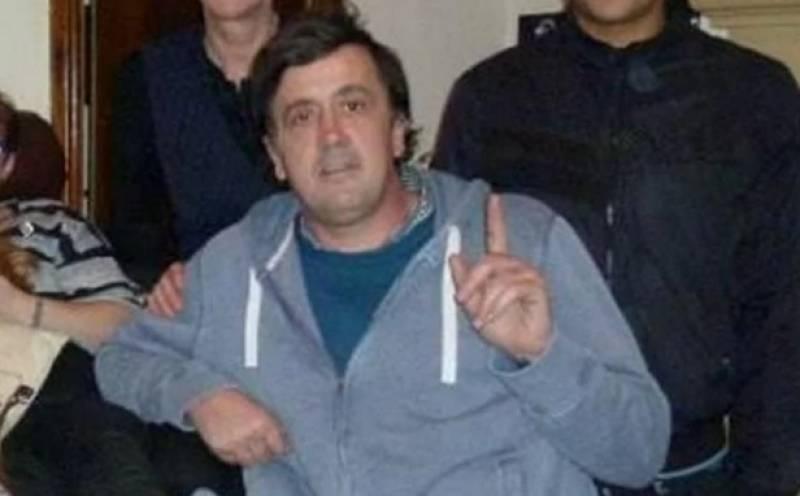 London mosque terror attack suspect identified
