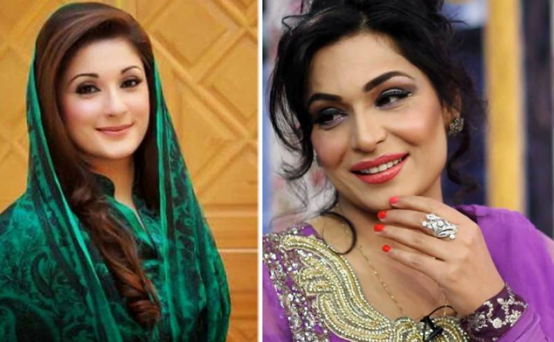 Meera's latest strike at Maryam Nawaz is all you need to see today!