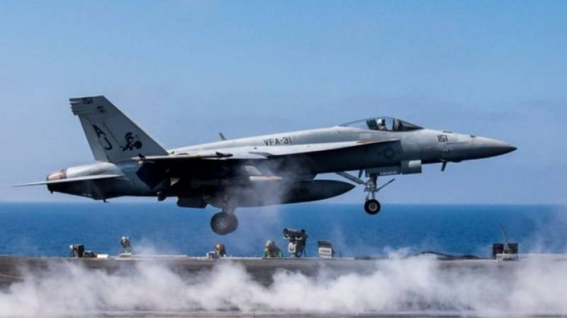 Syria conflict: Russia issues warning after US coalition downs jet