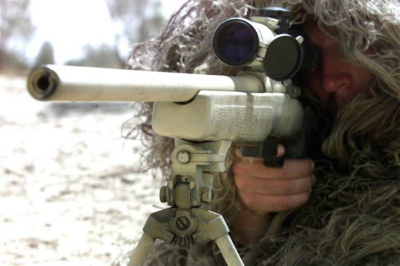 Canadian sniper shatters world record by killing ISIS fighter from 3.45km away in Iraq