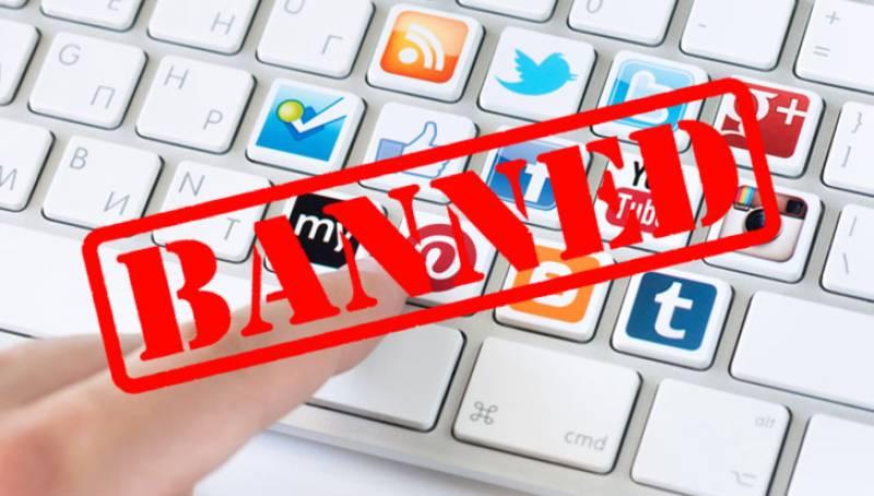 CTD for banning 25 websites promoting terrorism, extremism