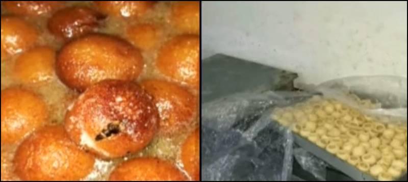 PFA shuts down sweetmeat production units in Lahore, Rawalpindi