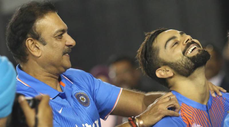 Ravi Shastri seeks confirmation as Indian coach prior to formal application