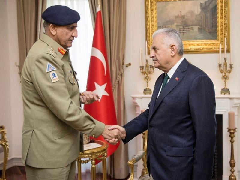 Turkey lauds Pakistan's role in Muslim world