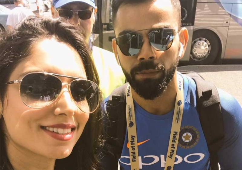 Zainab Abbas: the hottie being blamed for making Indians lose the Champions Trophy!